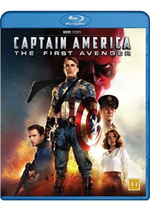 Captain America: The First Avenger (Blu-Ray)