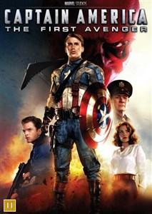 Captain America: The First Avenger - DVD