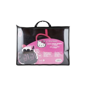 Car Seat Covers Hello Kitty KIT3021 Universal (11 pcs)