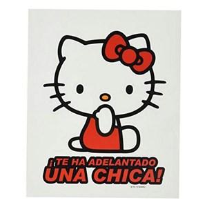Car Sticker Hello Kitty