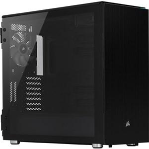 Image of   Carbide 678C Midi Tower Black