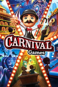 Image of Carnival Games, Xbox One videospil Basis