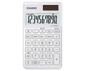 SL-1000SC-WE regnemaskine Lomme Basis Hvid