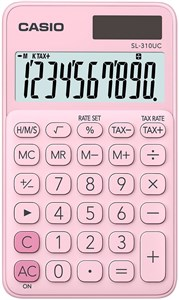 SL-310UC-PK regnemaskine Lomme Basis Pink