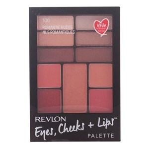 Make-up Pung Eyes Cheeks Lips Revlon 200 - Seductive Smokies