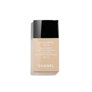 Image of   Flydende makeup foundation Vitalumière Aqua Chanel 70 - beige 30 ml