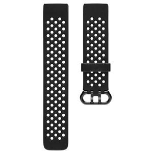 Image of   Charge 3 Sportarmband Black L