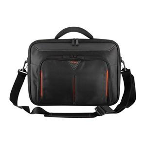 """Image of   Classic+ 15.6 taske og etui til notebook 39,6 cm (15.6"""") Mappe Sort, Rød"""