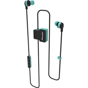 Image of   ClipWear Active Headset I ørerne Sort, Mintfarve