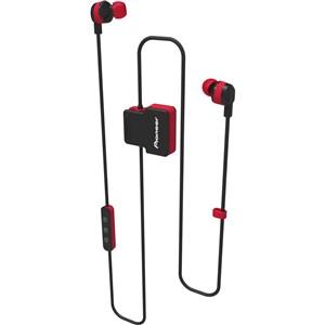 Image of   ClipWear Active Headset I ørerne Sort, Rød