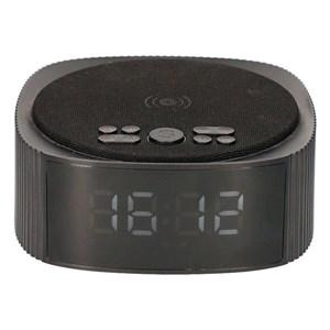 Billede af Clockradio med trådløs oplader KSIX Alarm Clock 3 Bluetooth 10W Sort