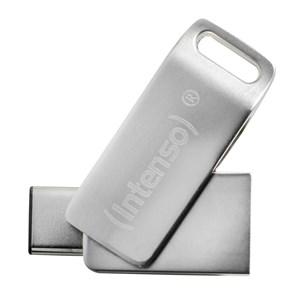 Image of   cMobile Line USB-nøgle 64 GB USB Type-C 3.2 Gen 1 (3.1 Gen 1) Sølv