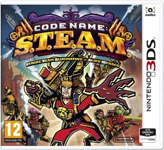 Codename S.T.E.A.M (UK/SE/DK/FI)