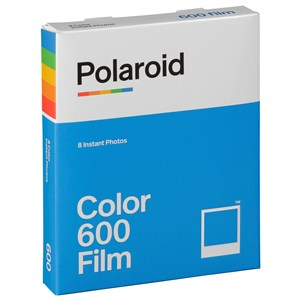 Color 600 Film instant film 107 x 88 mm 8 stk