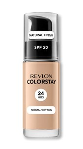 Image of   Flydende Makeup Foundation Colorstay Revlon 180 - Sand Beige - 30 ml