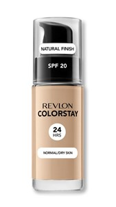 Image of   Flydende Makeup Foundation Colorstay Revlon (30 ml) Tør hud