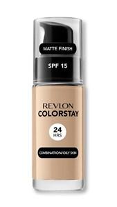 Image of   Flydende Makeup Foundation Colorstay Revlon (30 ml) Fedtet hud