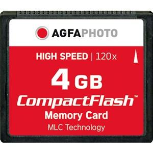 Image of Compact Flash, 4GB hukommelseskort CompactFlash