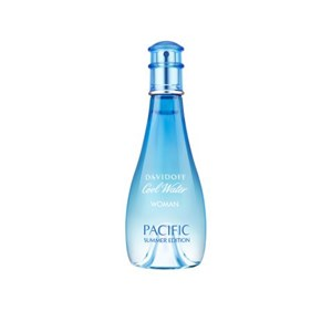Dameparfume Cool Water Woman Pacific Summer Edition Davidoff EDT 100 ml