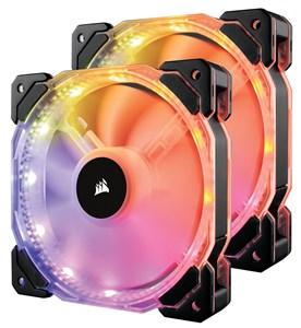 Image of   CO-9050069-WW PC-kølerkomponent Computerkabinet Ventilator 14 cm Sort, Gennemsigtig
