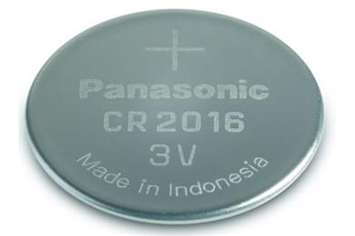 Image of   CR-2016EL/2B Engangsbatteri CR2016 Lithium