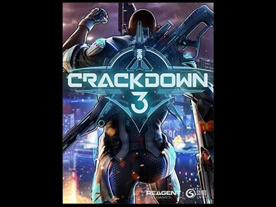 Crackdown 3 Xbox One Basis Engelsk