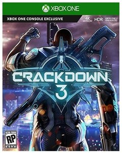 Crackdown 3, Xbox One Basis Engelsk