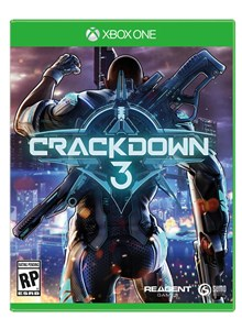 Crackdown 3, Xbox One Basis