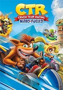 Image of Crash Team Racing: Nitro-Fueled videospil PlayStation 4 Basis