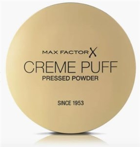 Compact Powders Creme Puff Max Factor 05 - traslucent