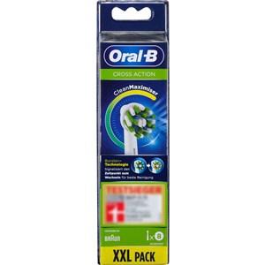 Billede af CrossAction 80339347 børstehoved til elektrisk tandbørste 8 stk Blå, Grøn, Hvid