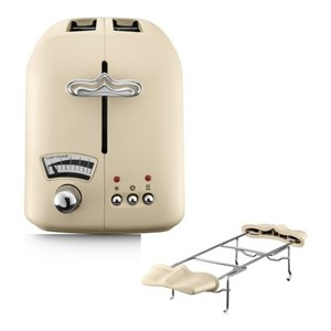 Image of   CT021.BG Toaster, Beige