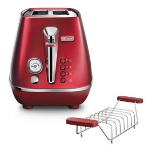 Image of   CTI2103.R Toaster, Red