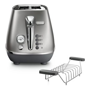 Image of   CTI2103.S Toaster, Silver