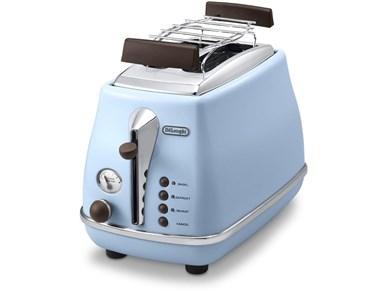 Image of   CTOV 2103.AZ toaster 2 slice(s) Blue 900 W
