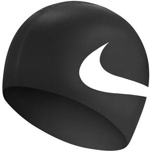 Czepek plywacki Nike Swoosh czarny NESS8163-001