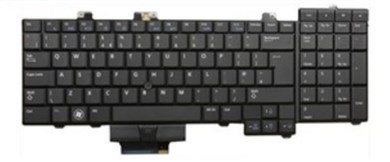 Dell D142R notebook reservedel Tastatur