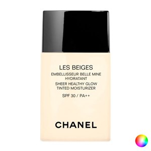Image of   Flydende Makeup Foundation Les Beiges Chanel Spf 30 Deep - Spf 30