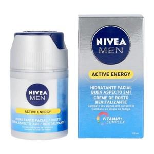 Dagsbehandling mod træthed Skin Energy Nivea (50 ml)