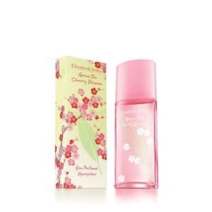 Billede af Dameparfume Green Tea Cherry Blossom Elizabeth Arden EDT (100 ml)
