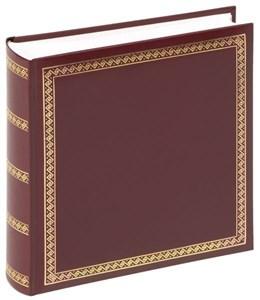 Image of   Das schicke Dicke 26x25 100 pages fotoalbum og arkbeskyttelse Rød 400 ark