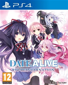 Idea Factory DATE A LIVE: Rio Reincarnation