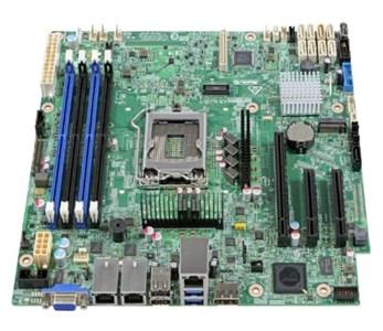 Image of   DBS1200SPSR server/workstation motherboard Micro ATX Intel® C232