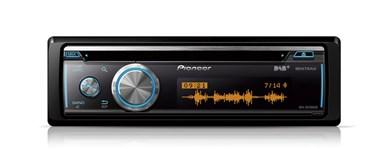 Image of   DEH-X8700DAB bil media receiver Sort Bluetooth