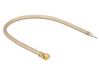 Image of   0.1m MHF U.FL/RG178 koaxial kabel 0,1 m Transparent