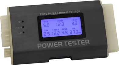 Image of   18159 batteritester