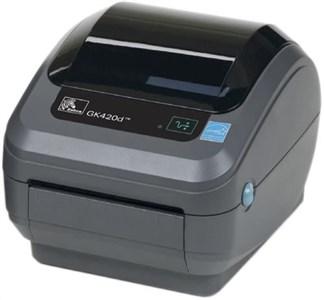 Image of   Desktop direct thermal laser printer
