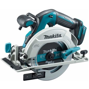 Image of   DHS680Z portable circular saw turquoise 5000 RPM 18 V