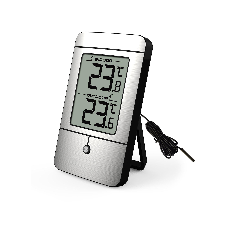 Populære Digital Inde/Ude Termometer Termometerfabriken NS-58