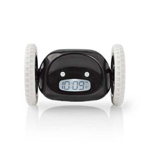 Image of   Digitalt rullende vækkeur | Snooze-funktion